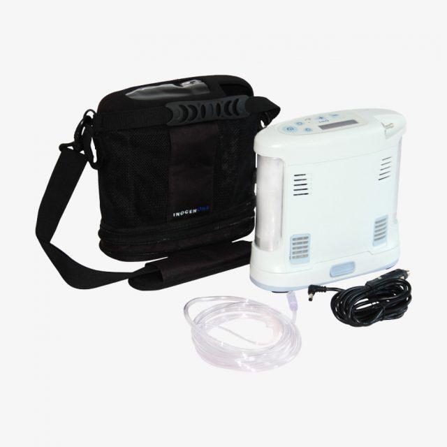 Mobiler Sauerstoffkonzentrator