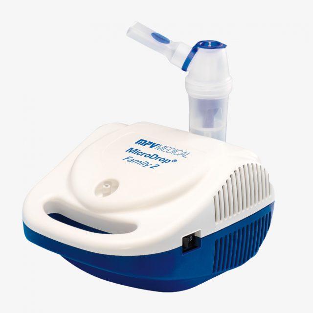 Inhalationsgerät für die ganze Familie